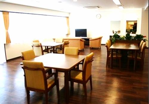 介護付有料老人ホーム食堂 ダイニングルーム
