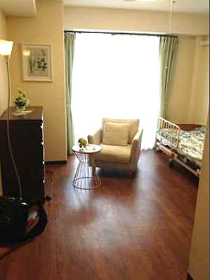 介護付有料老人ホーム居室 個室