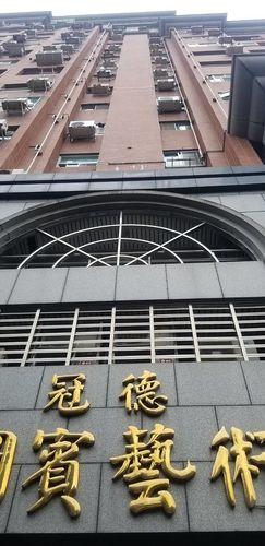 日本人が多く住むエリアのマンション。
