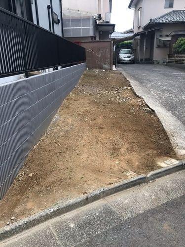 除草をしても、その後が問題です。