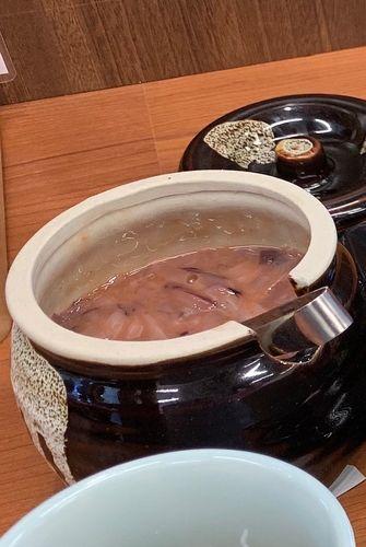 塩辛が自由に食べられるのは日吉でも珍しいのではないでしょうか!?