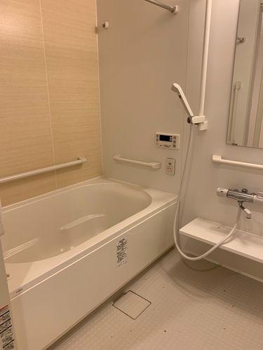 グレイプス湘南辻堂西海岸 いつでも自由に入れるお風呂