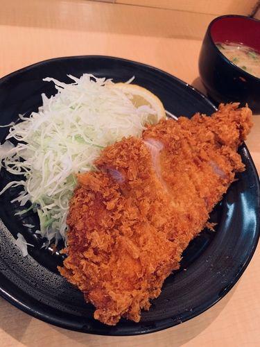 味噌汁おかわり自由は日吉でも珍しいです!