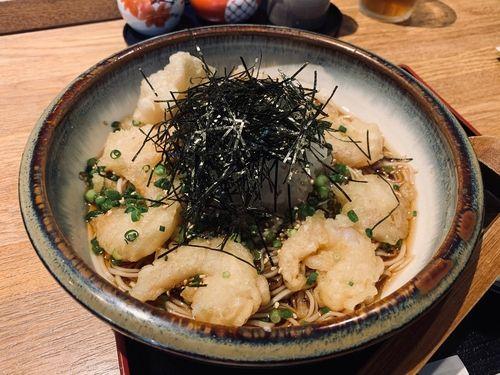 日吉で本格的なお蕎麦を食べたければ、是非たつ吉さんへ!