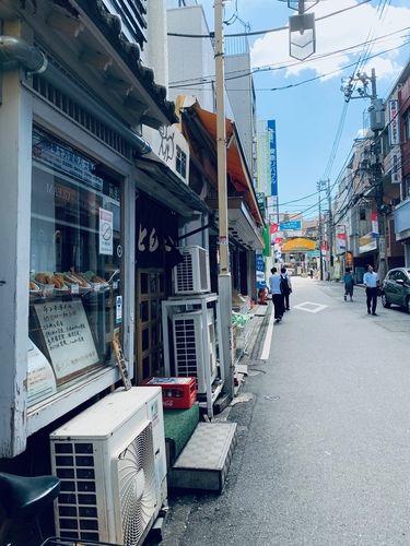 東急東横線及び横浜市営地下鉄グリーンライン日吉駅側