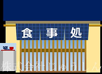 街に昔からある飲食店 港北区日吉の賃貸スタッフの話