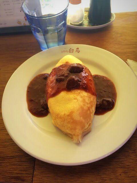 日吉でオムライスが食べたくなったら白鳥さんへ