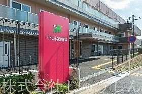 横浜老人ホーム 施設メインエントランス