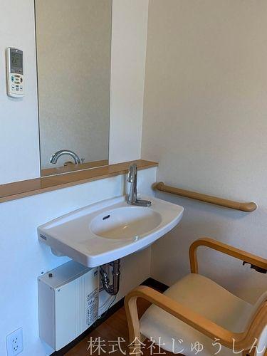 すいとぴー新横浜 居室内専用独立洗面