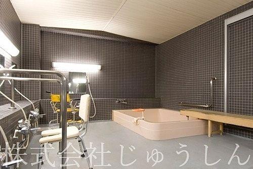 ライフコミューン綱島浴室