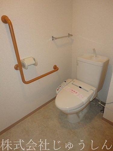 プラージュ横浜日吉 トイレ
