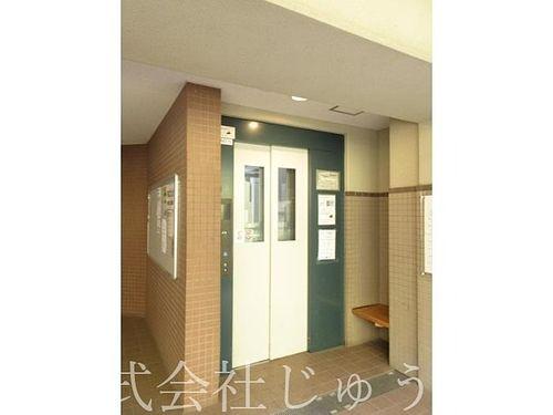 コンフォール南日吉 エレベーター