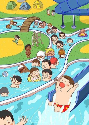 2020年市民プール中止