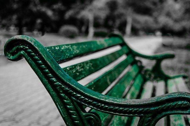 日吉の公園