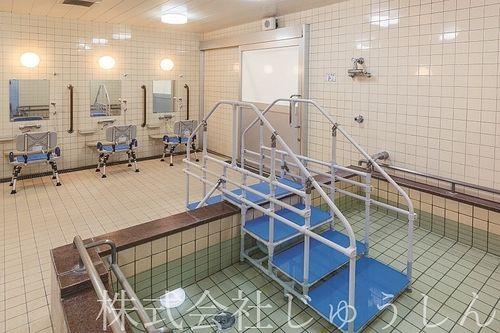 介護付有料老人ホーム ニチイホーム菊名 大浴場