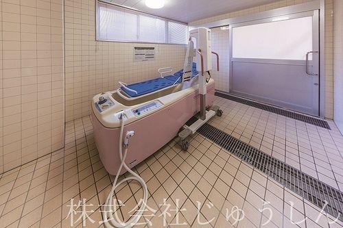 介護付有料老人ホーム ニチイホーム菊名 特殊浴