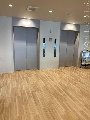 はなことば鶴見寺尾 エレベーター