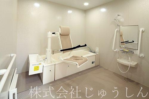 ニチイホーム元住吉 リフト付き個室浴