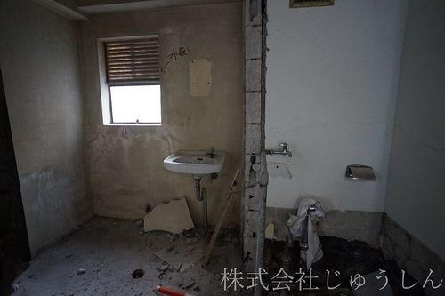 お風呂、和式トイレ