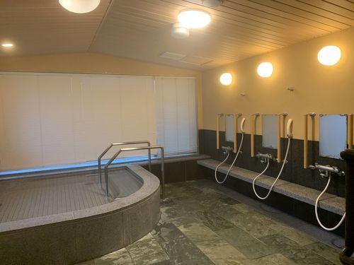 ライフ&シニアハウス港北2 大浴場 浴室