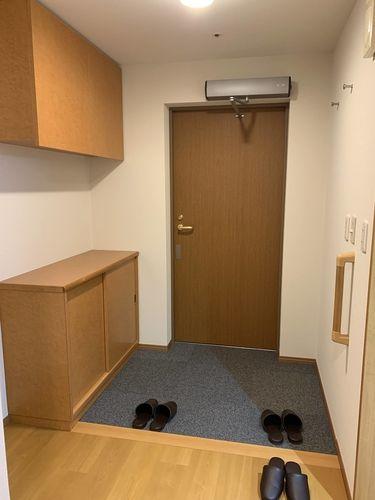 ライフ&シニアハウス港北2 居室 玄関