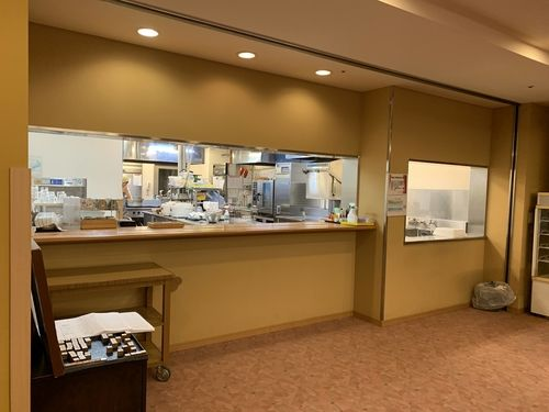 ライフ&シニアハウス港北2 厨房