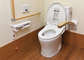 ココファン日吉7丁目 居室 トイレ
