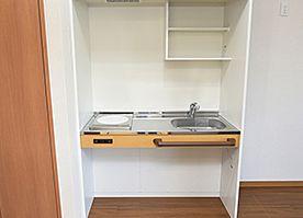 ココファン日吉7丁目 自立居室 キッチン