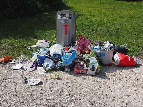 ゴミの分別をしましょう!