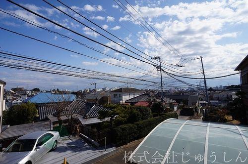 富士塚二丁目 眺望写真